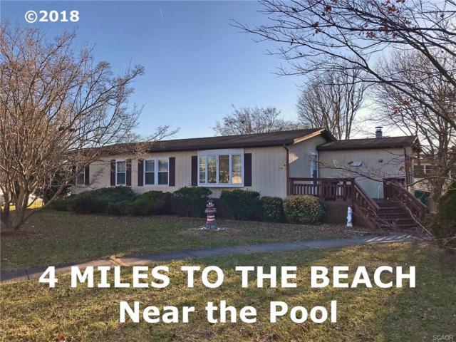 35645 Elk Camp Road #63, Rehoboth Beach, DE 19971 (MLS #727359) :: The Don Williams Real Estate Experts