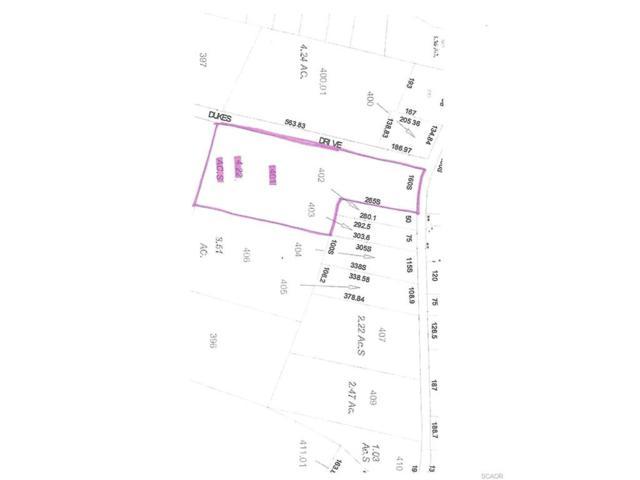 401 Atlantic Avenue, Millville, DE 19967 (MLS #727412) :: The Don Williams Real Estate Experts