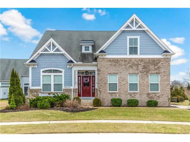 36506 Wild Rose Circle, Selbyville, DE 19975 (MLS #727770) :: Atlantic Shores Realty
