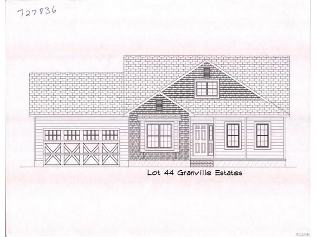 Lot 3 Bloxom School Rd, Seaford, DE 19973 (MLS #727836) :: RE/MAX Coast and Country