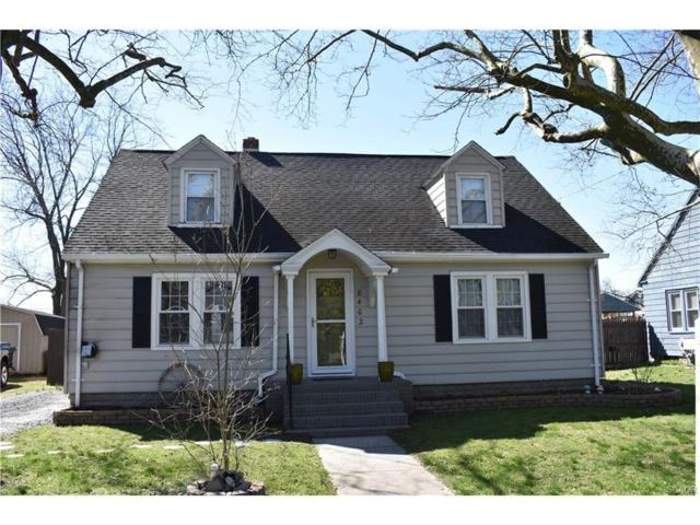 8402 Nylon Ave., Seaford, DE 19973 (MLS #728074) :: The Don Williams Real Estate Experts