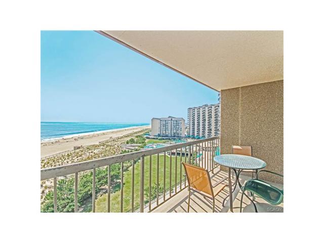 803 Dover House, Bethany Beach, DE 19930 (MLS #728083) :: The Allison Stine Team