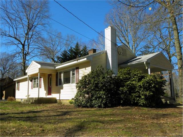 11 Water St, Lincoln, DE 19960 (MLS #728158) :: The Don Williams Real Estate Experts