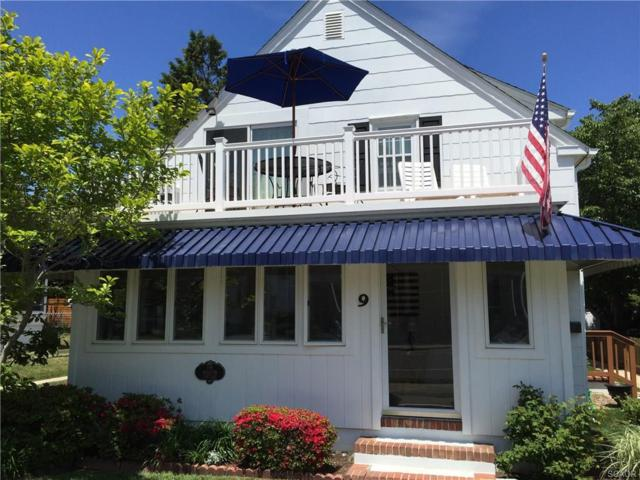 9 Hickman St, Rehoboth Beach, DE 19971 (MLS #728231) :: RE/MAX Coast and Country