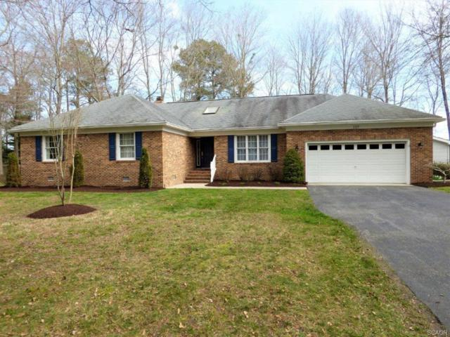 127 W Mill Pond Drive, Selbyville, DE 19975 (MLS #728270) :: Barrows and Associates