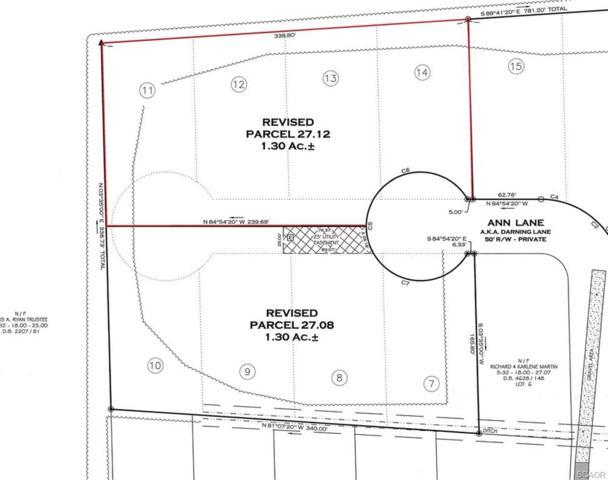 LOT 11 Darning Lane, Delmar (Sussex), DE 19940 (MLS #728466) :: The Don Williams Real Estate Experts