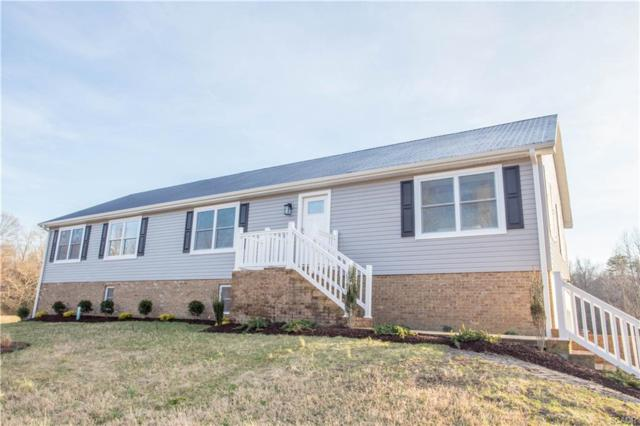 17028 Wilson Hill Road, Georgetown, DE 19947 (MLS #728577) :: RE/MAX Coast and Country