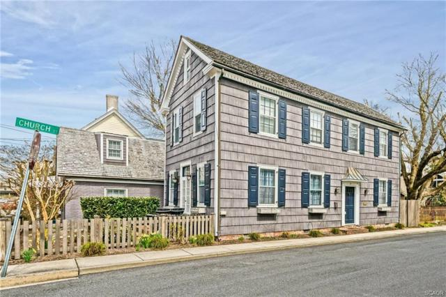 15 Church Street, Lewes, DE 19958 (MLS #729039) :: RE/MAX Coast and Country