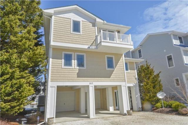 317 Maryland Ave, Bethany Beach, DE 19930 (MLS #730112) :: RE/MAX Coast and Country