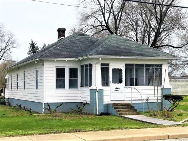 10452 Georgetown Rd, Laurel, DE 19956 (MLS #730166) :: Barrows and Associates