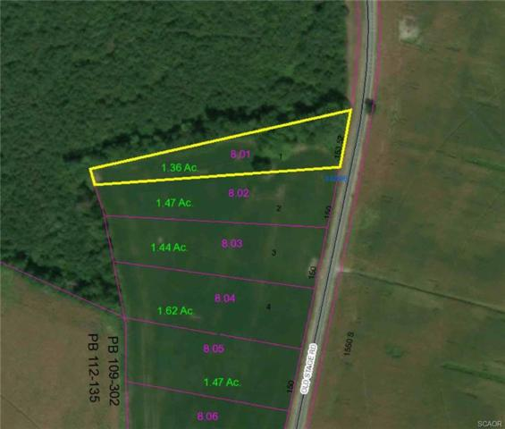 Lot 1 Old Stage Rd, Delmar (Sussex), DE 19940 (MLS #730573) :: RE/MAX Coast and Country
