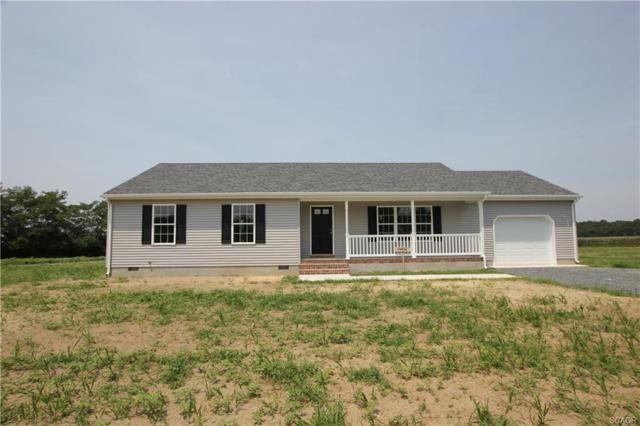 33081 Old Hickory Road, Laurel, DE 19956 (MLS #730693) :: RE/MAX Coast and Country
