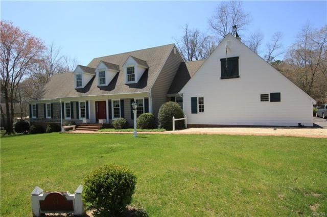 21 Rivers End Drive, Seaford, DE 19973 (MLS #730853) :: The Allison Stine Team