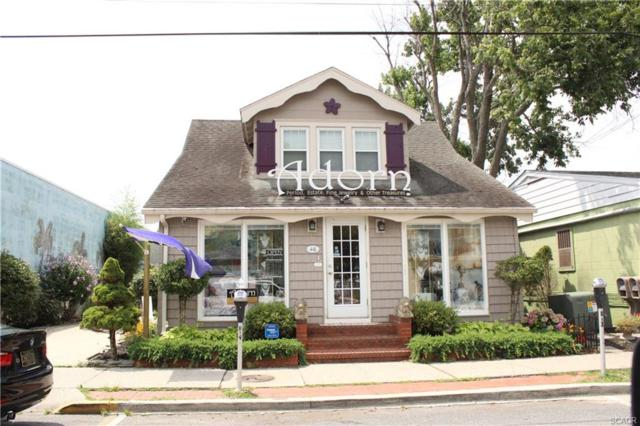 46 Baltimore Ave, Rehoboth Beach, DE 19971 (MLS #730878) :: The Windrow Group