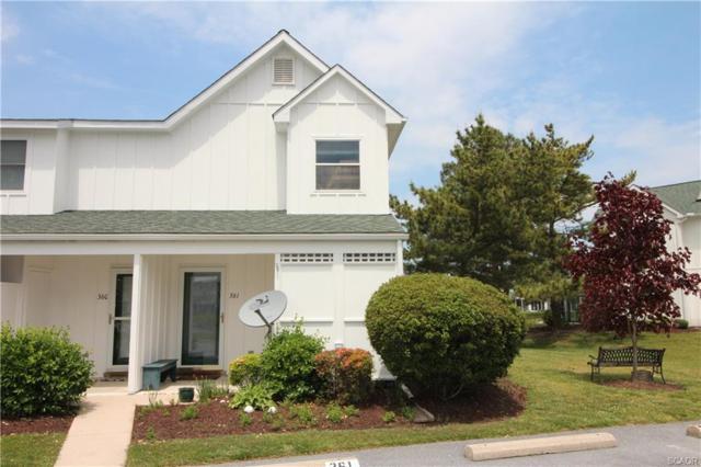 38303 Bluebird Lane #361, Selbyville, DE 19975 (MLS #731675) :: The Allison Stine Team