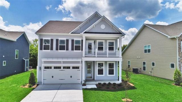 18 Bennett Point Lane, Ocean View, DE 19970 (MLS #731957) :: The Allison Stine Team