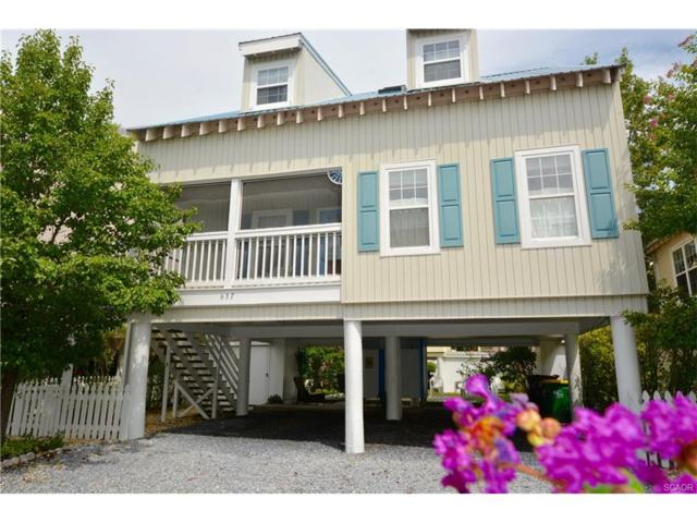 637 Sandy Point Rd, Bethany Beach, DE 19930 (MLS #723122) :: The Don Williams Real Estate Experts