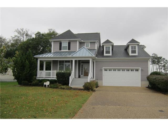 37366 Hidden Bay, Selbyville, DE 19975 (MLS #724716) :: The Rhonda Frick Team