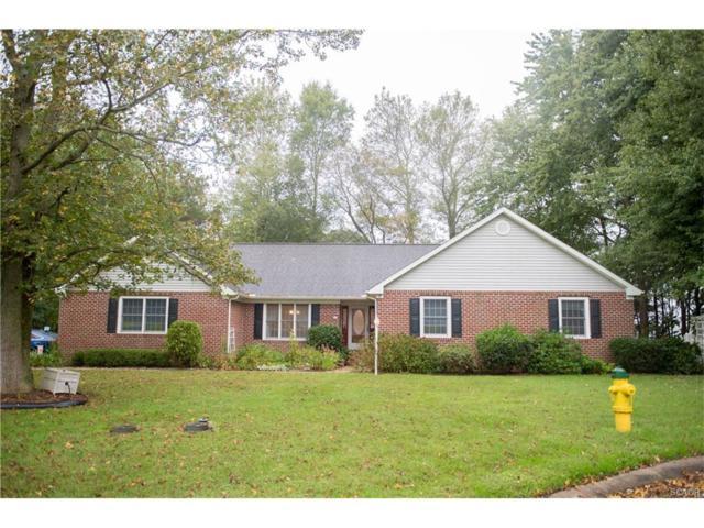 205 Cedar, Selbyville, DE 19975 (MLS #724797) :: The Don Williams Real Estate Experts