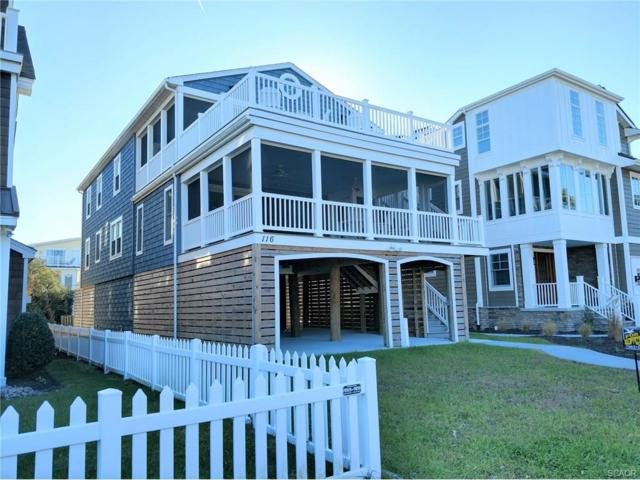 116 Maplewood, Bethany Beach, DE 19930 (MLS #725014) :: Barrows and Associates