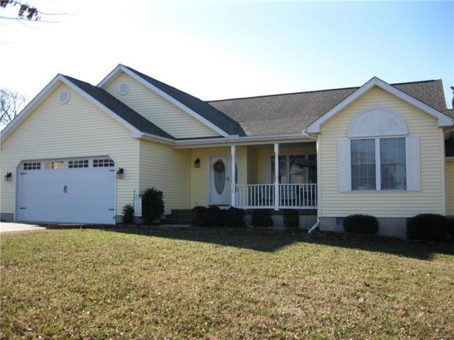 306 Country Place, Millsboro, DE 19966 (MLS #726401) :: The Don Williams Real Estate Experts