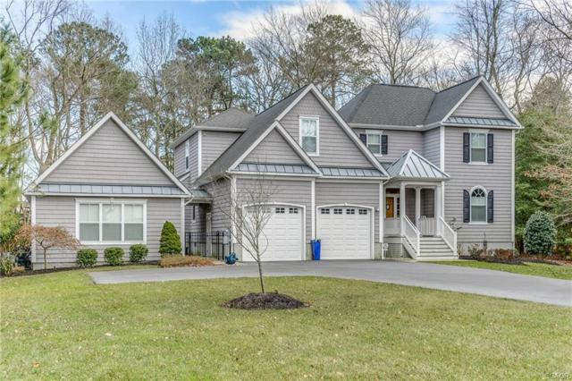 37244 Misty Cove, Selbyville, DE 19975 (MLS #726816) :: The Don Williams Real Estate Experts