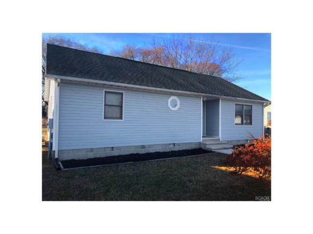 31430 Hiawatha Blvd, Dagsboro, DE 19939 (MLS #726989) :: Barrows and Associates