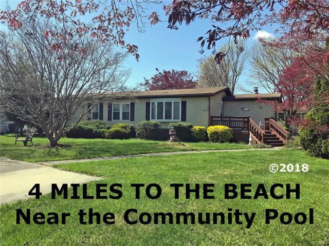 35645 Elk Camp Road #63, Rehoboth Beach, DE 19971 (MLS #727359) :: Barrows and Associates