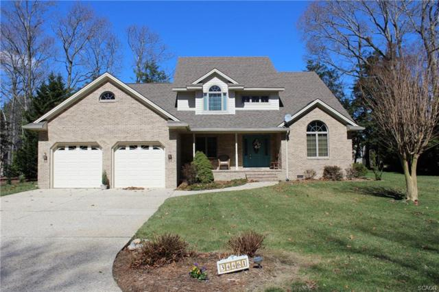 34461 Holly Tree Lane, Dagsboro, DE 19939 (MLS #727983) :: The Allison Stine Team