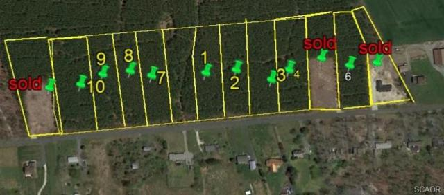 lot 2 Deep Branch, Georgetown, DE 19947 (MLS #728304) :: RE/MAX Coast and Country