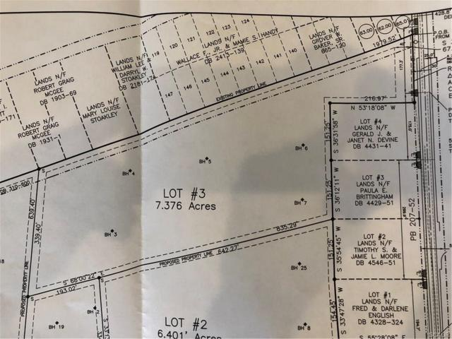 Lot 3 Old Stage Rd #3, Laurel, DE 19956 (MLS #728764) :: Atlantic Shores Realty