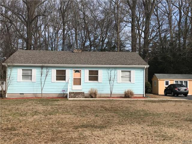 32191 West Road, Frankford, DE 19945 (MLS #715465) :: The Don Williams Real Estate Experts