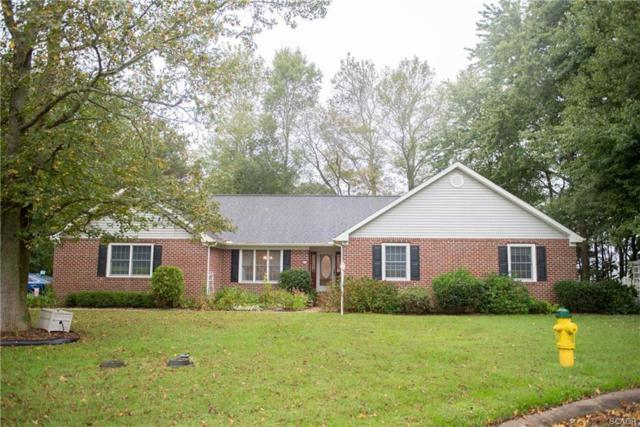 205 Cedar, Selbyville, DE 19975 (MLS #724797) :: Barrows and Associates