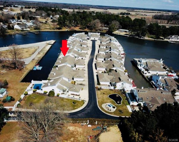5 Hunters Pointe #5, Millsboro, DE 19966 (MLS #726778) :: Barrows and Associates