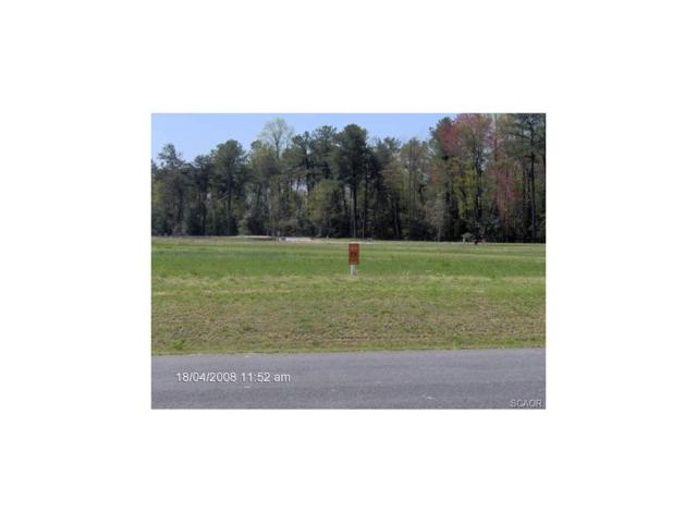 Lot 32 Retreat Circle, Milford, DE 19963 (MLS #549808) :: The Rhonda Frick Team