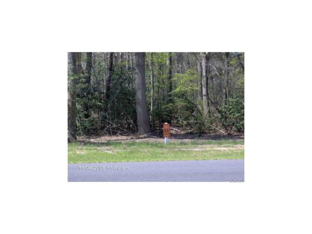 Lot 39 Retreat Circle, Milford, DE 19963 (MLS #549810) :: Barrows and Associates