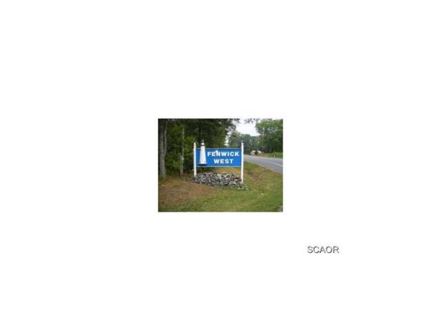 37796 Fenwick Cir #94, Selbyville, DE 19975 (MLS #603729) :: The Don Williams Real Estate Experts
