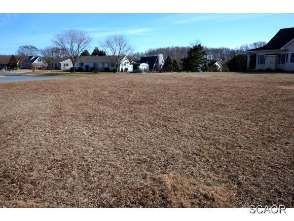 Lot 38 Katie Street, Ocean View, DE 19970 (MLS #619980) :: Barrows and Associates