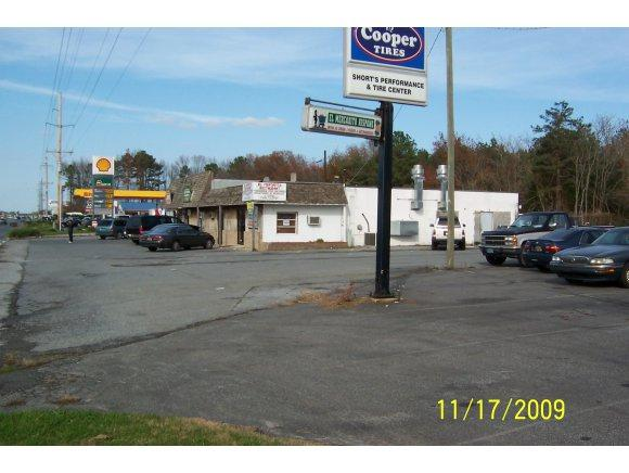 96 N. Dupont Hwy, Georgetown, DE 19947 (MLS #574056) :: Barrows and Associates