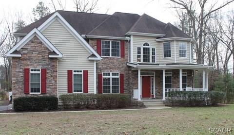 17889 Loblolly, Milton, DE 19968 (MLS #724499) :: The Don Williams Real Estate Experts