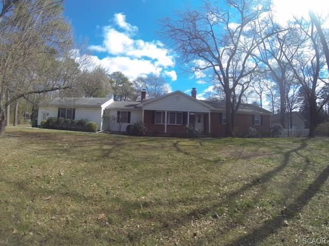 135 Allen Ave, Laurel, DE 19956 (MLS #728595) :: The Rhonda Frick Team