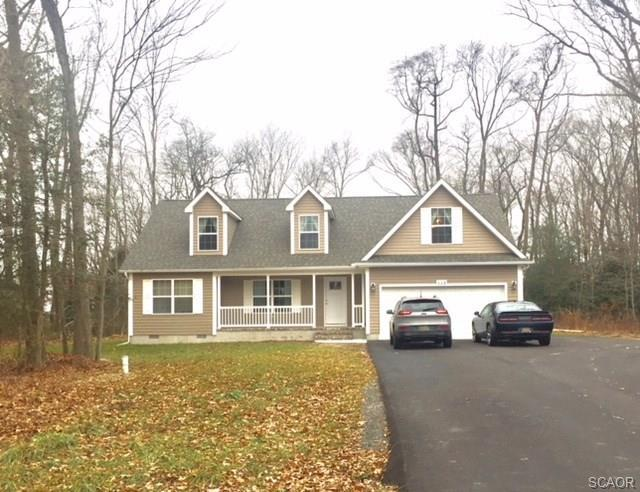 24770 Mill Pond, Georgetown, DE 19947 (MLS #726795) :: RE/MAX Coast and Country