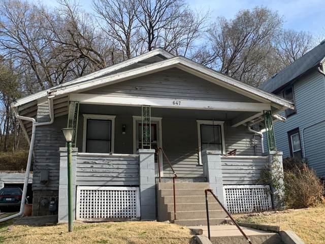 647 Franklin Avenue, COUNCIL BLUFFS, IA 51503 (MLS #19-2362) :: Stuart & Associates Real Estate Group