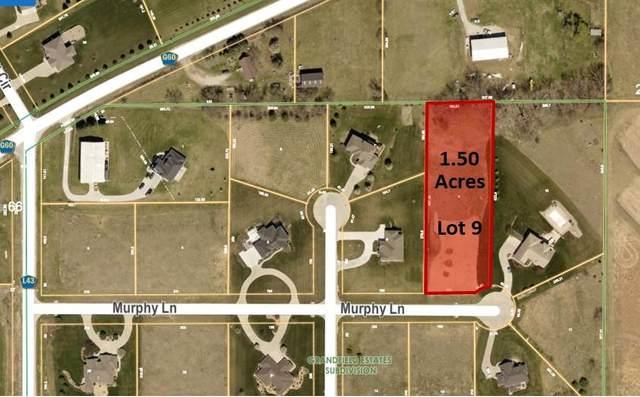 LOT 9 Murphy Lane, COUNCIL BLUFFS, IA 51503 (MLS #20-2109) :: Stuart & Associates Real Estate Group