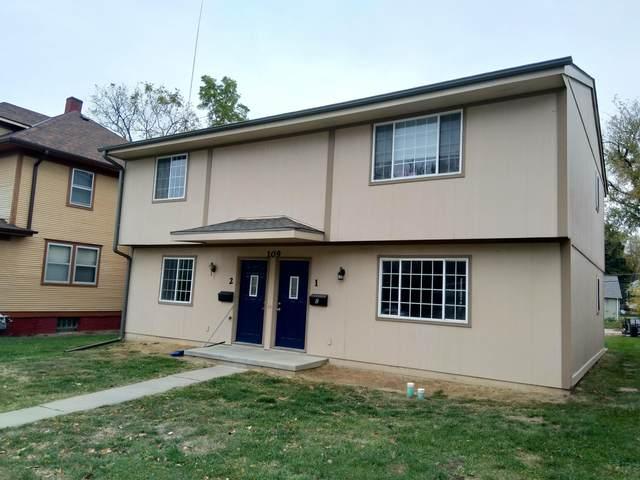 109 S 1ST Street, COUNCIL BLUFFS, IA 51503 (MLS #20-2142) :: Stuart & Associates Real Estate Group