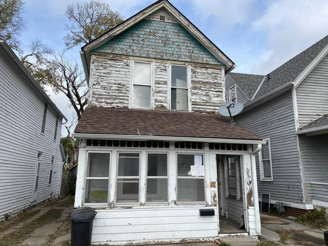 152 Vine Street, COUNCIL BLUFFS, IA 51503 (MLS #20-2166) :: Stuart & Associates Real Estate Group