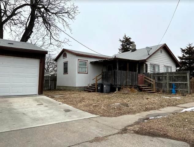 202 N 38 Street, COUNCIL BLUFFS, IA 51501 (MLS #20-257) :: Stuart & Associates Real Estate Group