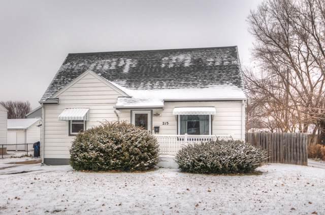 215 N 20TH Street, COUNCIL BLUFFS, IA 51501 (MLS #20-98) :: Stuart & Associates Real Estate Group