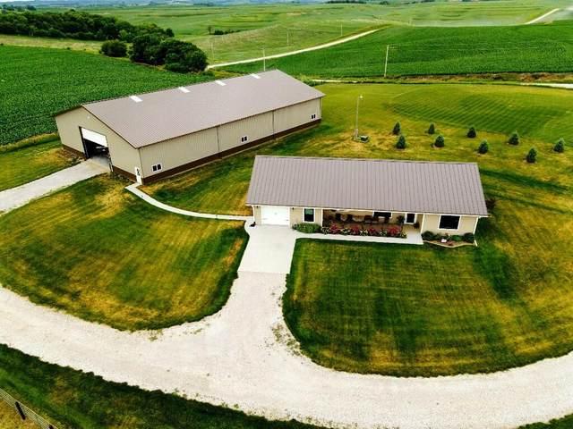 1735 Pike Trail, WOODBINE, IA 51579 (MLS #21-1164) :: Berkshire Hathaway Ambassador Real Estate