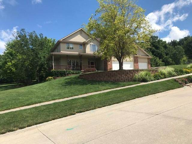 120 Discovery Circle, COUNCIL BLUFFS, IA 51503 (MLS #21-453) :: Berkshire Hathaway Ambassador Real Estate